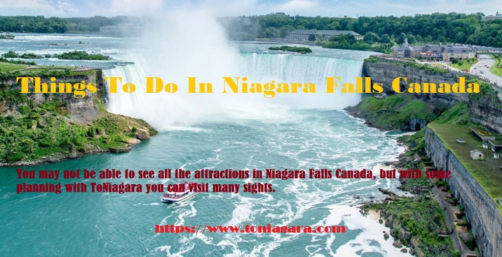 12 Things To Do In Niagara Falls Canada