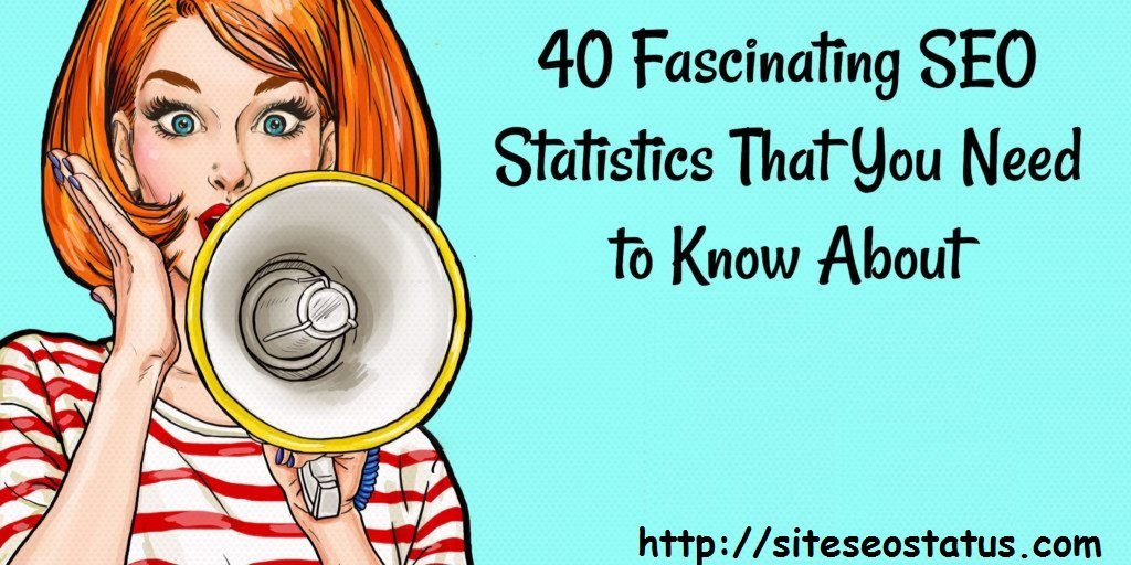 40 Fascinating Google Ranking Statistics