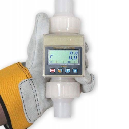 A Complete Solution For Industrial Measurments – Plastic Paddelwheel Flow Meters
