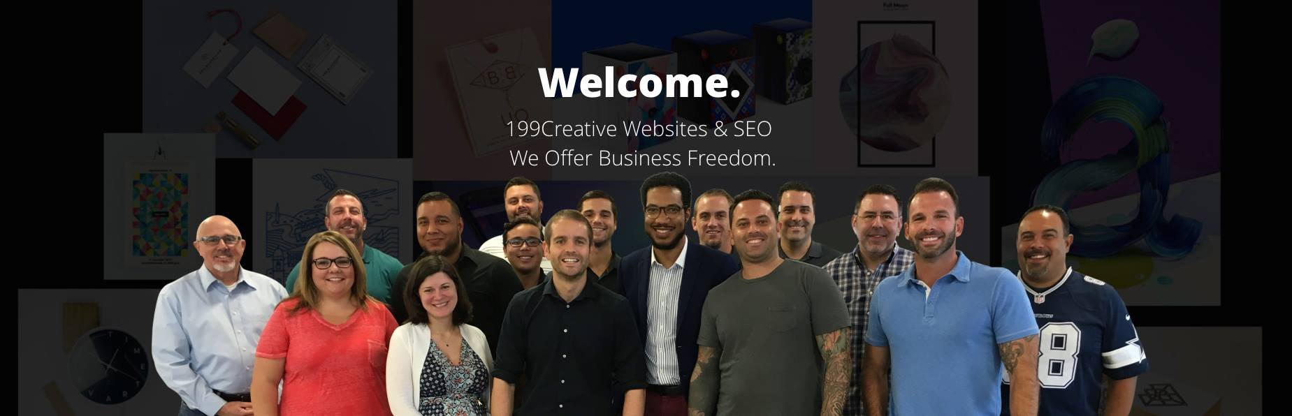 A Creative Agency To Make Your Firm Stand Apart!