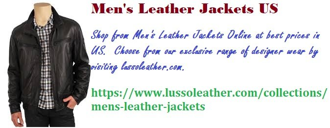 A Guide To Buying Men's Leather Jackets