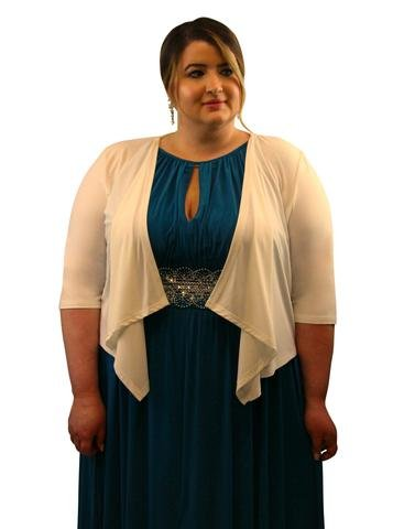 A Plus Size Shrug Is All You Need To Look Good