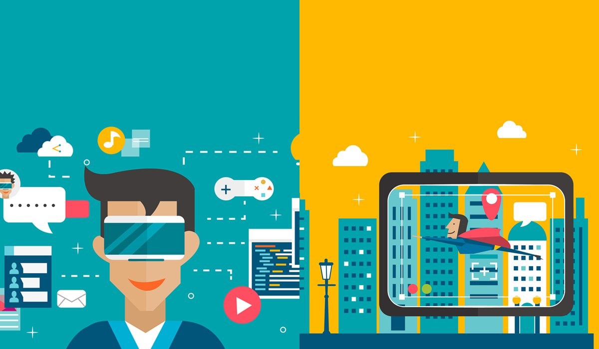 Augmented Reality Vs. Virtual Reality: What Are The Differences?