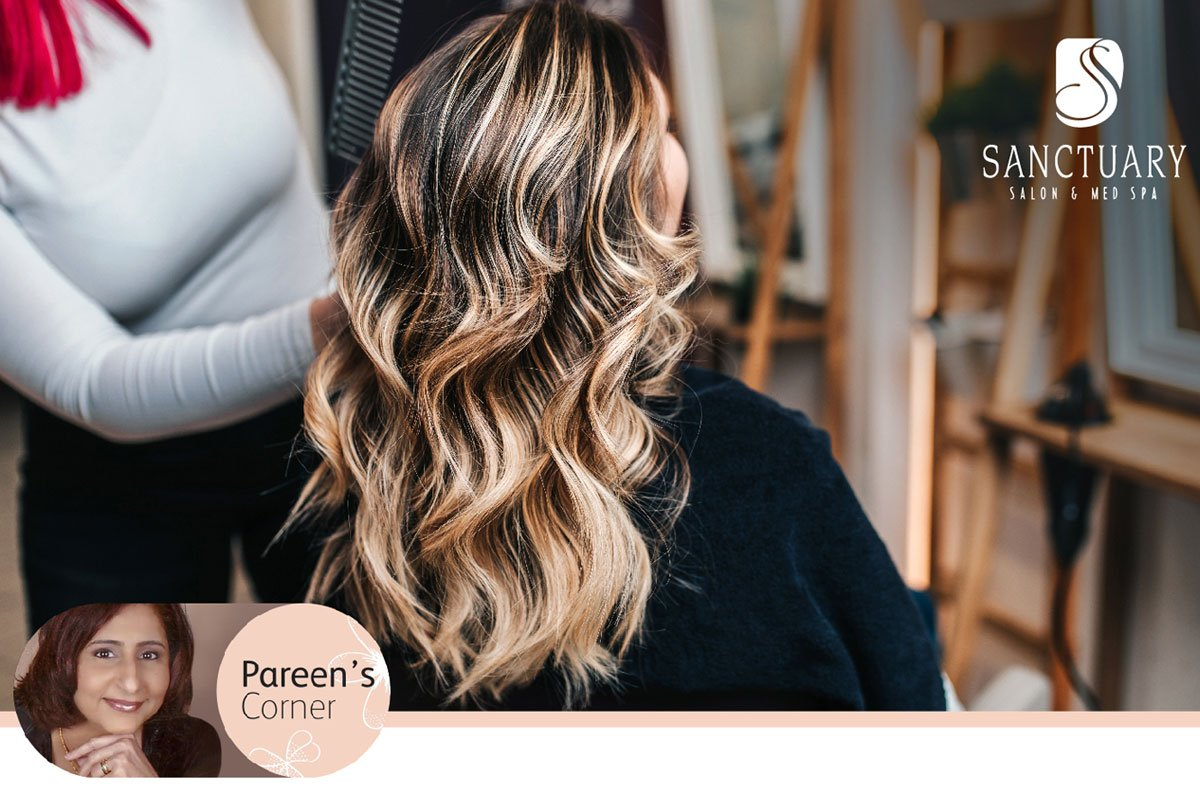 Balayage  - Low Maintenance Without Compromise.