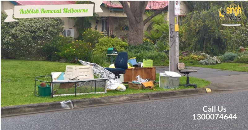 Best Guidance Of Move Rubbish Removal Melbourne