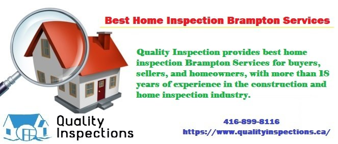 Best Home Inspection Brampton Services