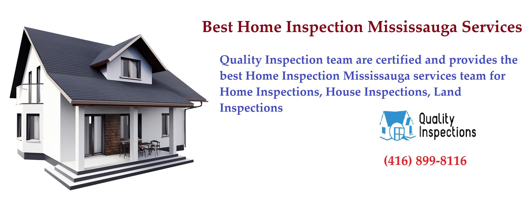 Best Home Inspection Mississauga Services | Quality Inspections