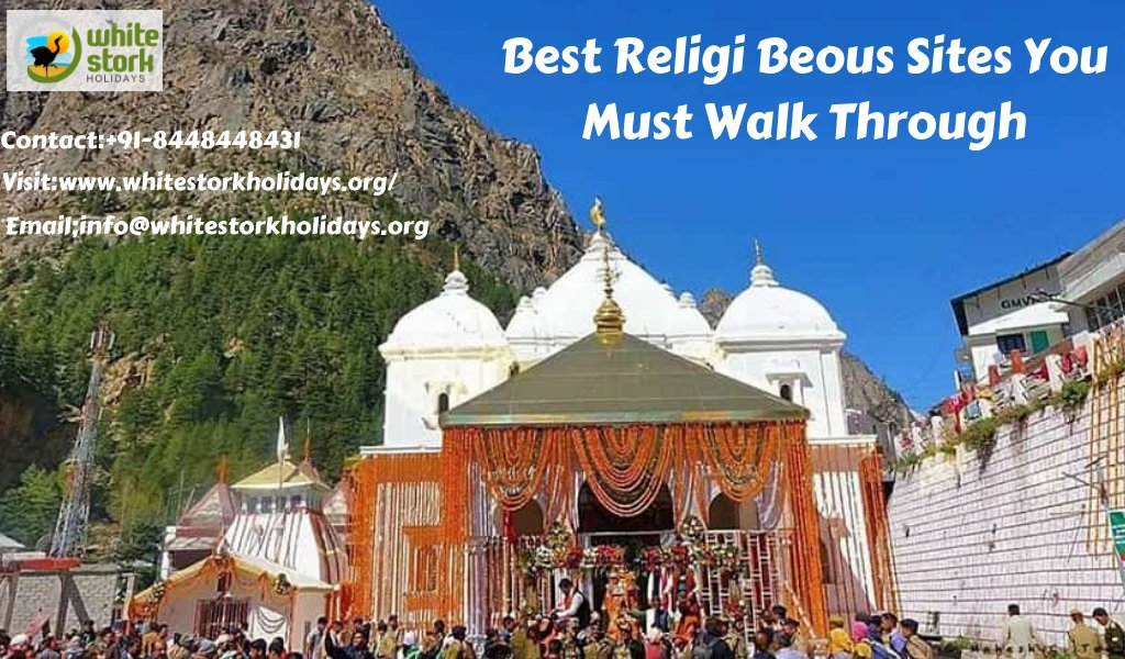 Best Religious Sites You Must Walk Through