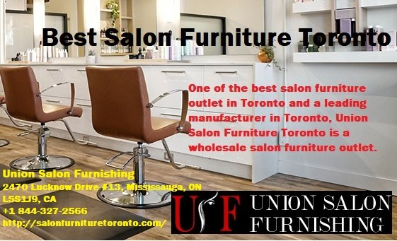 Best Salon Furniture Toronto