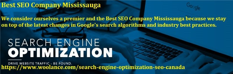 Best SEO Company Mississauga
