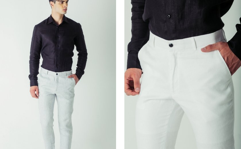 Best Website That Offers Branded Linen Trousers Mens Online At Affordable Prices