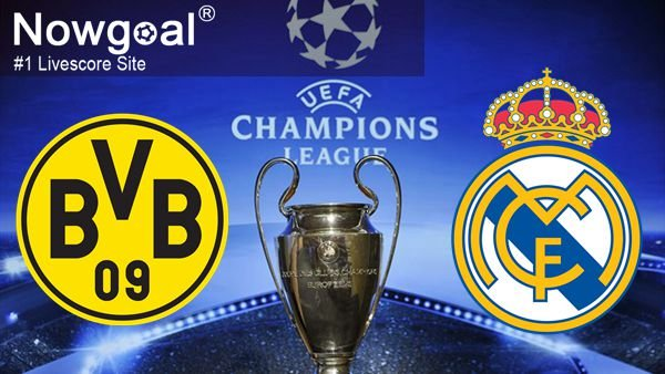 Borussia Dortmund VS Real Madrid Soccer Tips UEFA Champions League