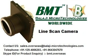 CCD Line Scan Cameras – Line Scan Camera India