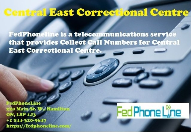Central East Correctional Centre
