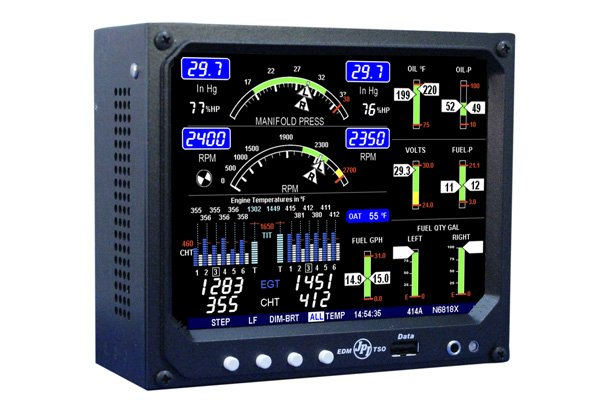 Characteristics And Operation Of EDM-960 System In Aircraft