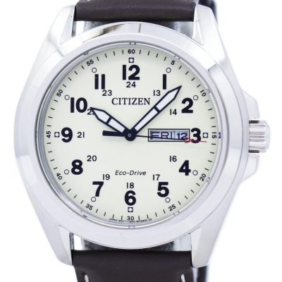 Citizen Sports Eco-Drive AW0050-15A Men's Watch: Ruggedly Refined For Precision Performance