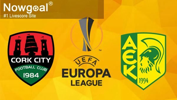 Cork City VS AEK Larnaca Soccer Tips And Prediction UEFA Europa League