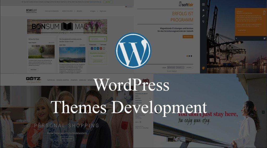 Custom Development On WordPress CMS