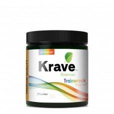 Enjoy The Best Of CBD And Kratom Together In Krave Botanicals' CBD Infused Kratom