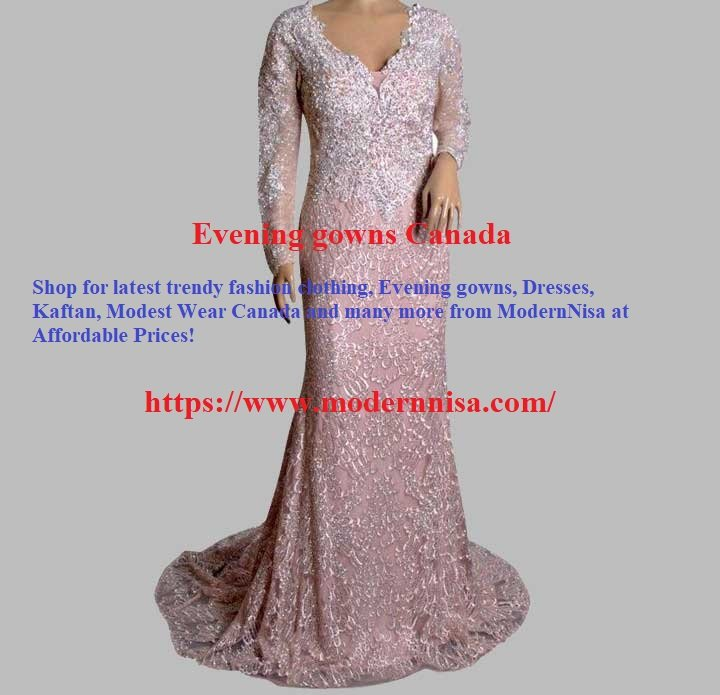Evening Gowns Canada