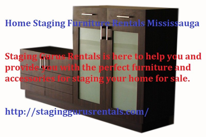 Furniture Rental For Staging