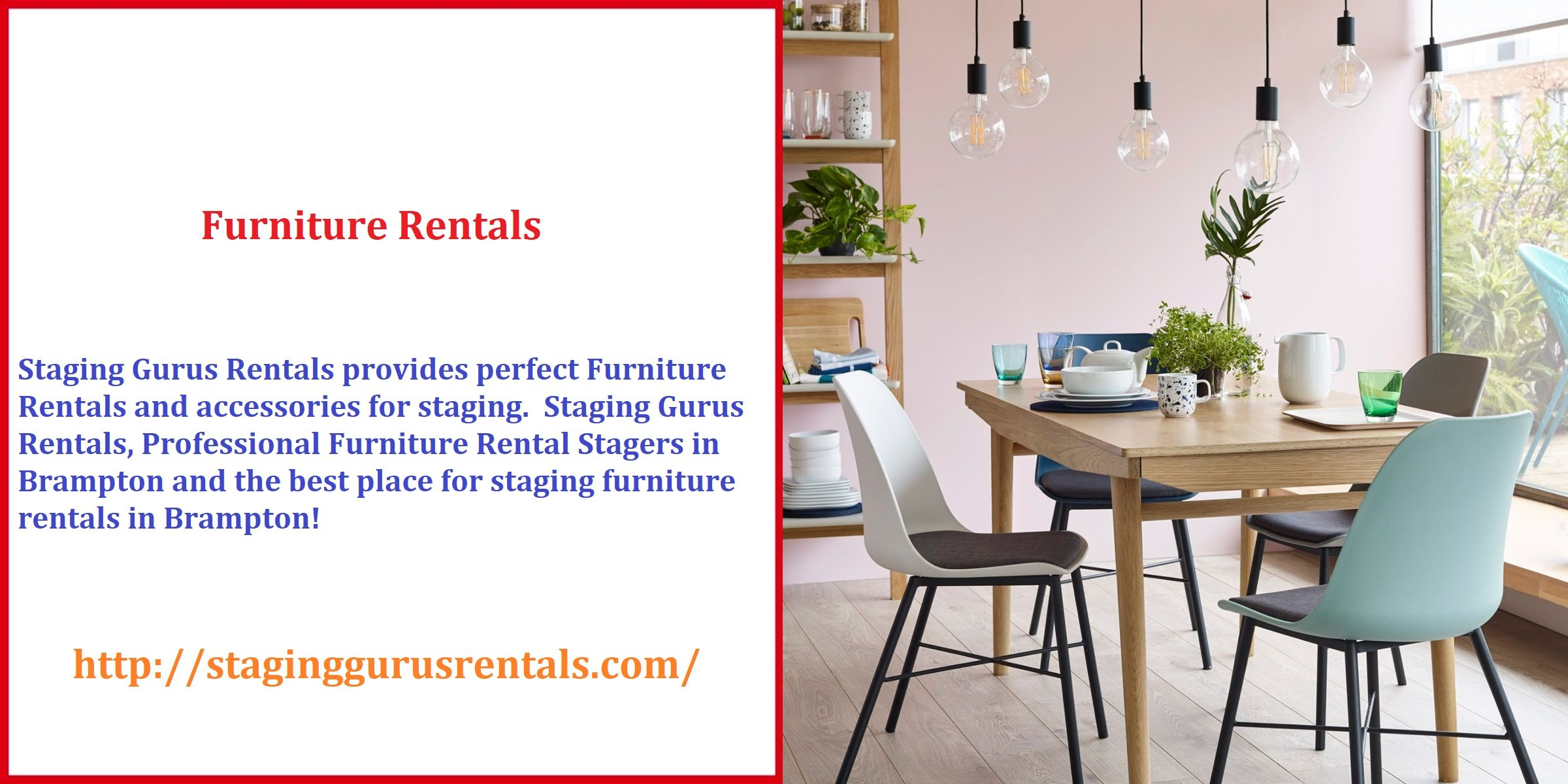 Furniture Rentals