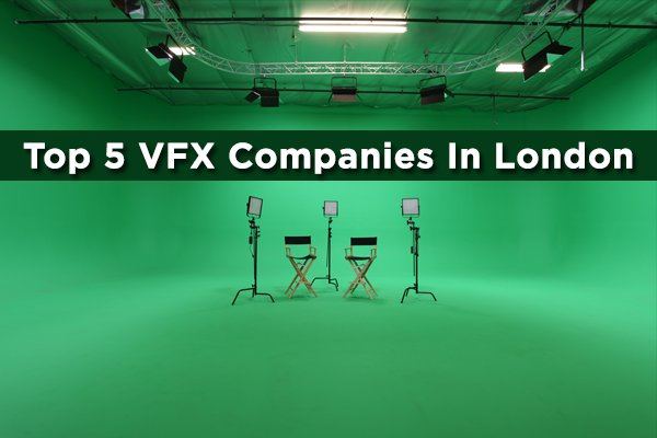 Future Of VFX Industry | Top 5 VFX Companies In London