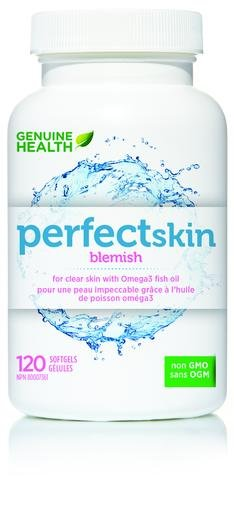 Genuine Health Perfect Skin: Treat Your Skin Like Never Before