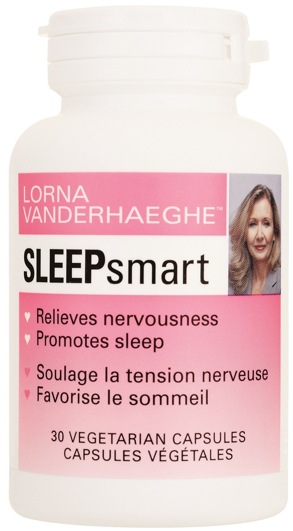 Get More Sleep Naturally With Lorna VanderhaegheSLEEPsmart