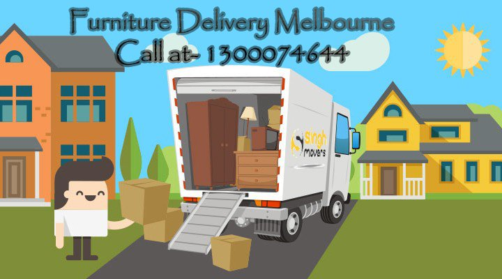Get The Best Furniture Delivery And Easy To Handle