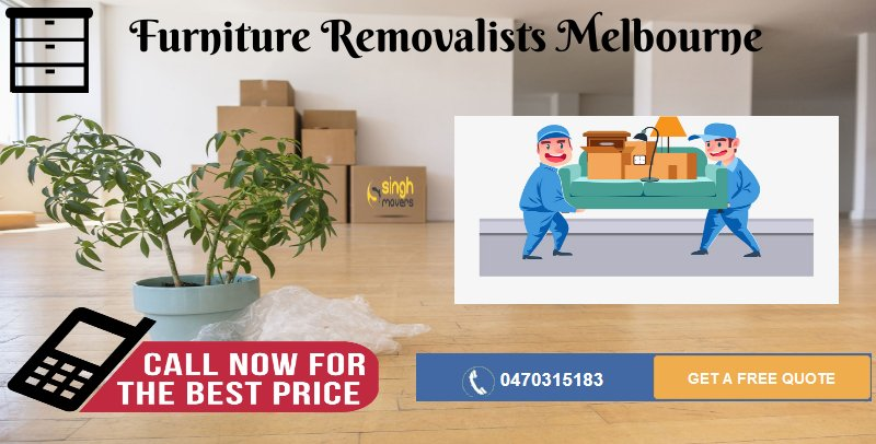 Go Easy With Your Shifting With Singh Movers- The Furniture Removalists Melbourne