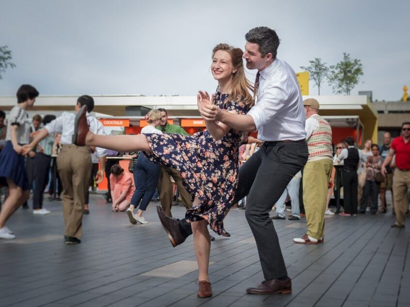 Go For Swing Dance Classes Brighton And Learn How To Shake Legs With Your Partner