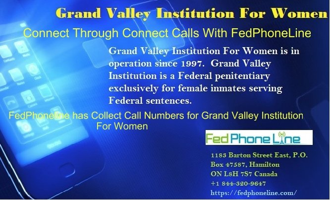 Grand Valley Institution For Women