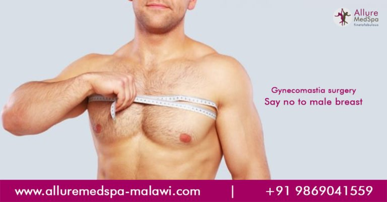 Gynecomastia – Dealing With Male Breast