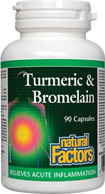 Health Benefits Of Tumeric And Bromelain