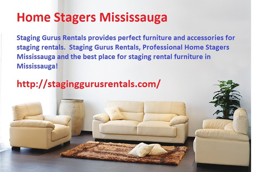 Home Stagers Mississauga