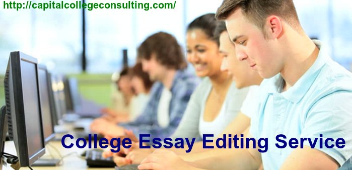 How Crucial It Is To Get College Essay Editing Services?