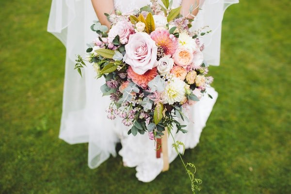 How To Create A Stunning Wood Flower Bouquet