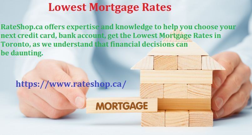 How To Get The Lowest Mortgage Rates