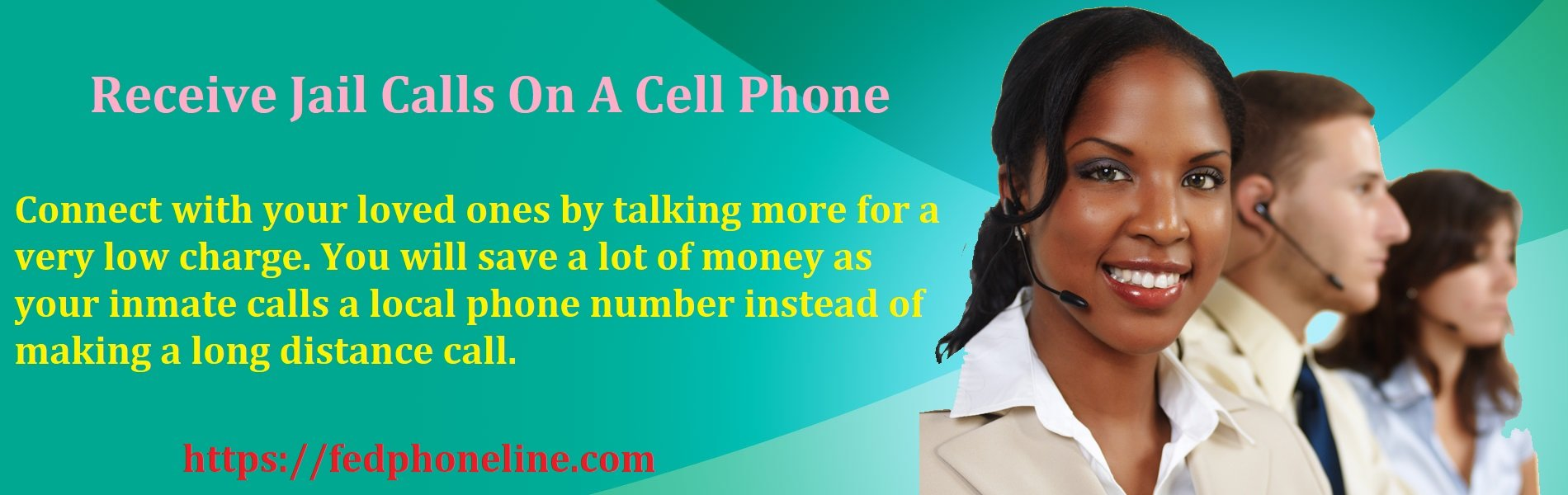 HOW TO RECEIVE JAIL CALLS ON A CELL PHONE