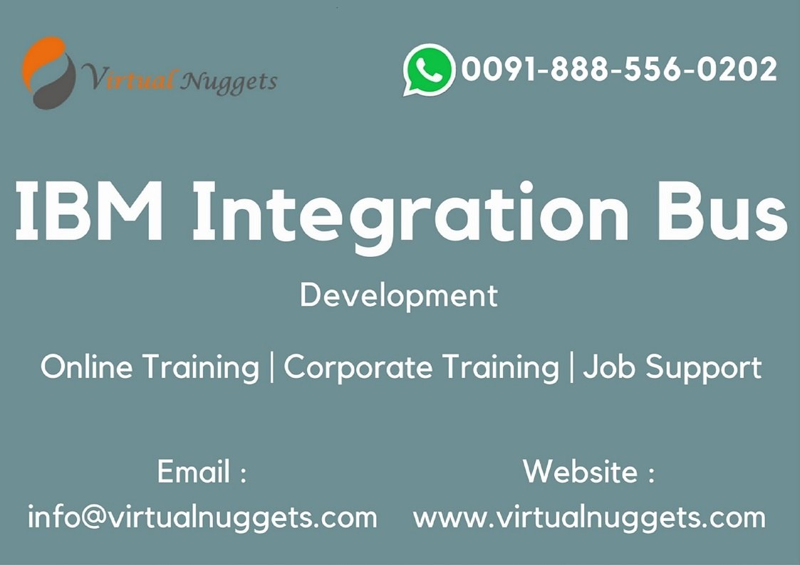 IBM Integration Bus Development Training