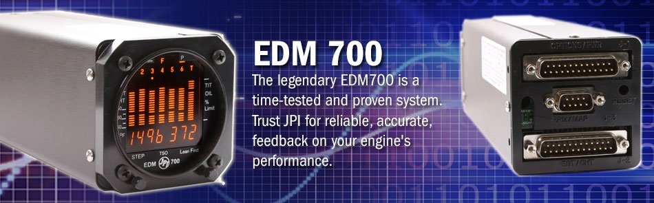 Installation Of Engine Data Management 700 (EDM 700) System In Aircraft