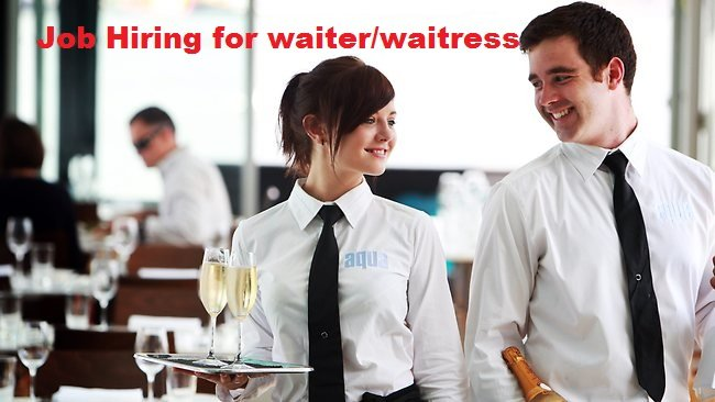 Instructions To Get A Job As A Waiter | Manpower Waitress Job Hiring Jobstreet