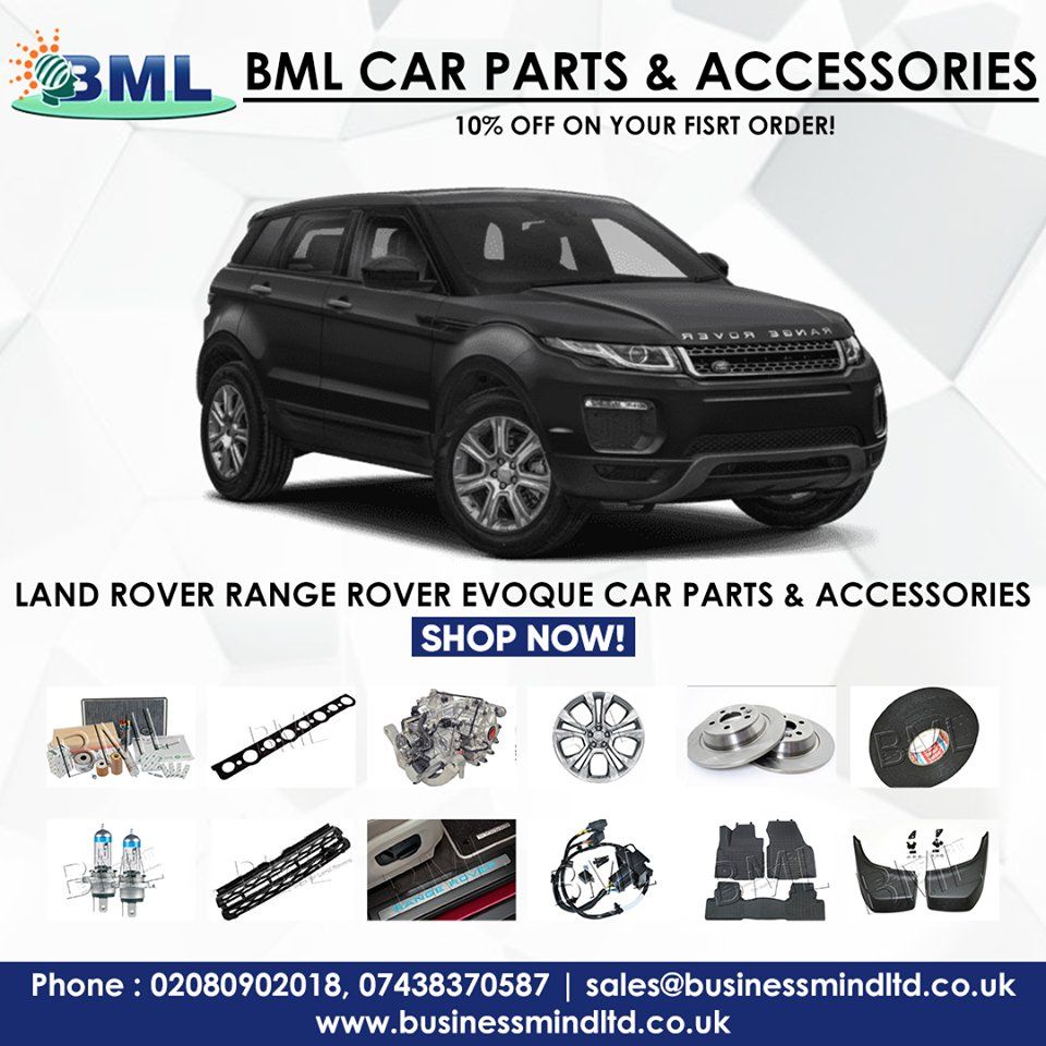 Land Rover Car Parts