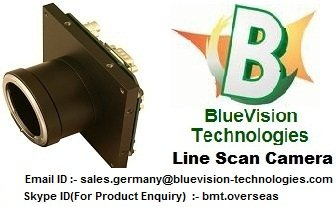 LINE SCAN CAMERA-BlueVision Technologies (BVT)