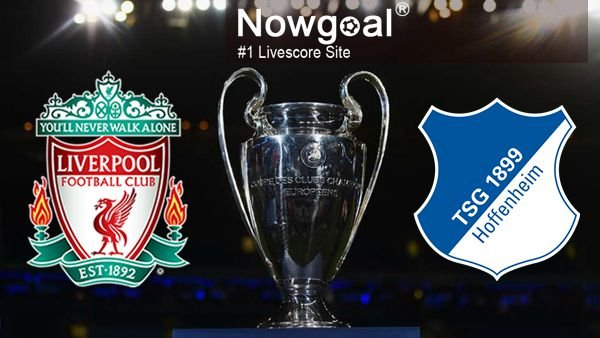 Liverpool VS TSG Hoffenheim Soccer Tips On 8/24/2017 UEFA Champions League