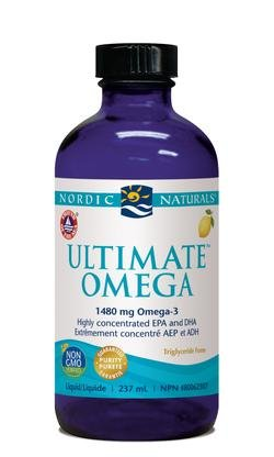 Lower Cholesterol Levels With Nordic Naturals