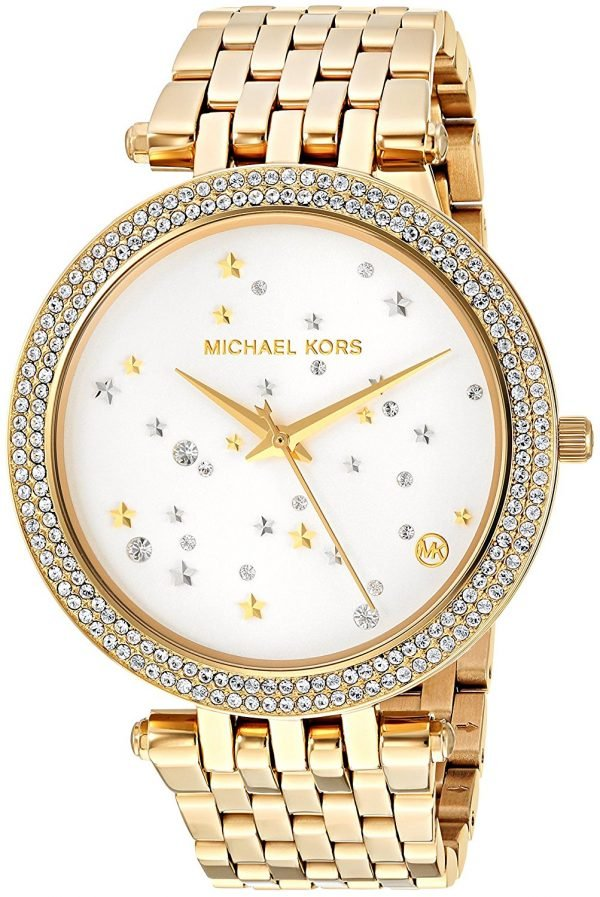 Michael Kors Darci Celestial Pave Quartz MK3727 Women's Watch: It's Cla-Sleek!