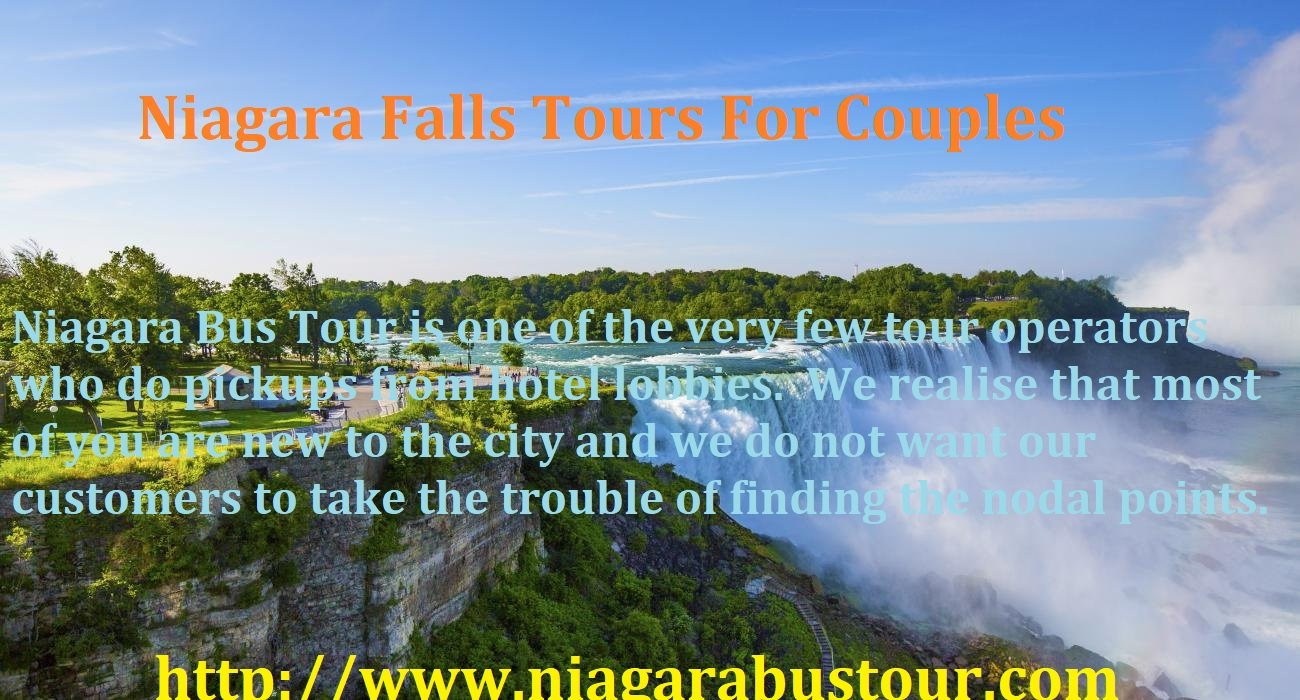Niagara Falls Tours For Couples