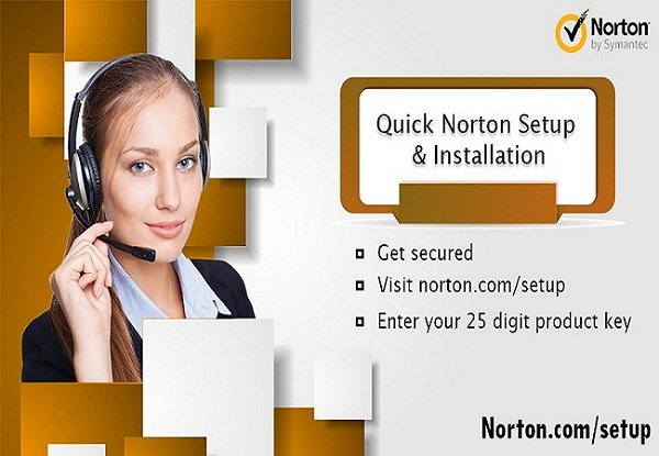 NORTON SETUP SOFTWARE